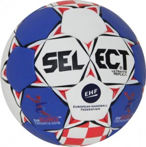 SELECT P. Ręcz ULTIMATE replic Croatia 3 Official EHF