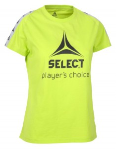 SELECT T-Shirt Ultimate WOMEN lime.XS/34
