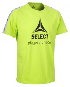 SELECT T-shirt Ultimate limonka XXL