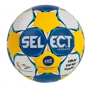 SELECT P. Ręczna  ULTIMATE Sweden 2 EHF Official EHF Euro Ball